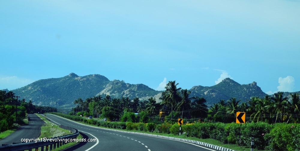 A scenic highway drive – Bangalore to Kodaikanal