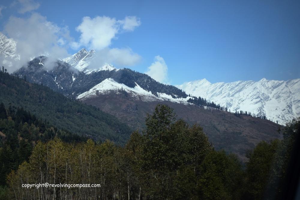 Manali Snow