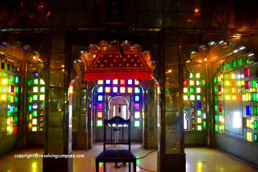 12 interesting things in City Palace Udaipur