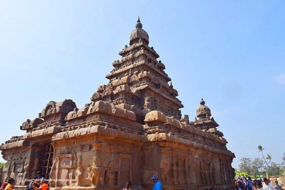 Shore Temple - Things to do in Mahabalipuram