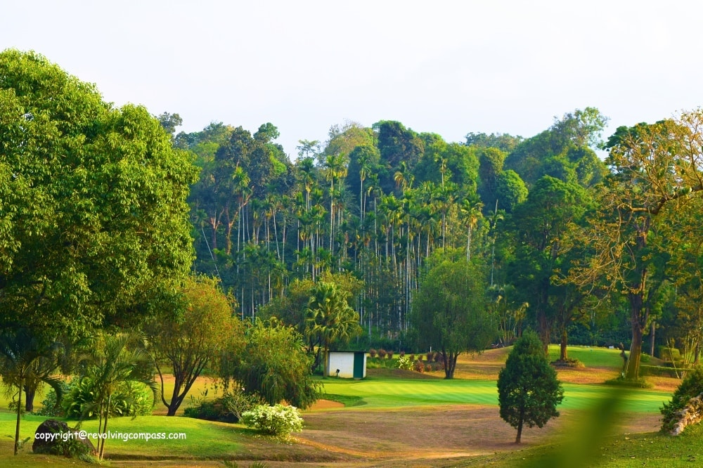 top places to see in coorg
