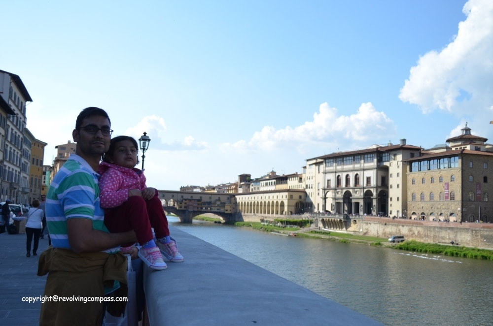 Traveling to Europe with a baby or kid