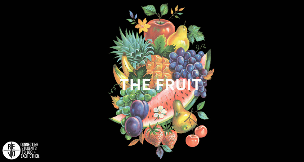 The Fruit - post