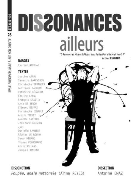 Couverture Dissonances #28