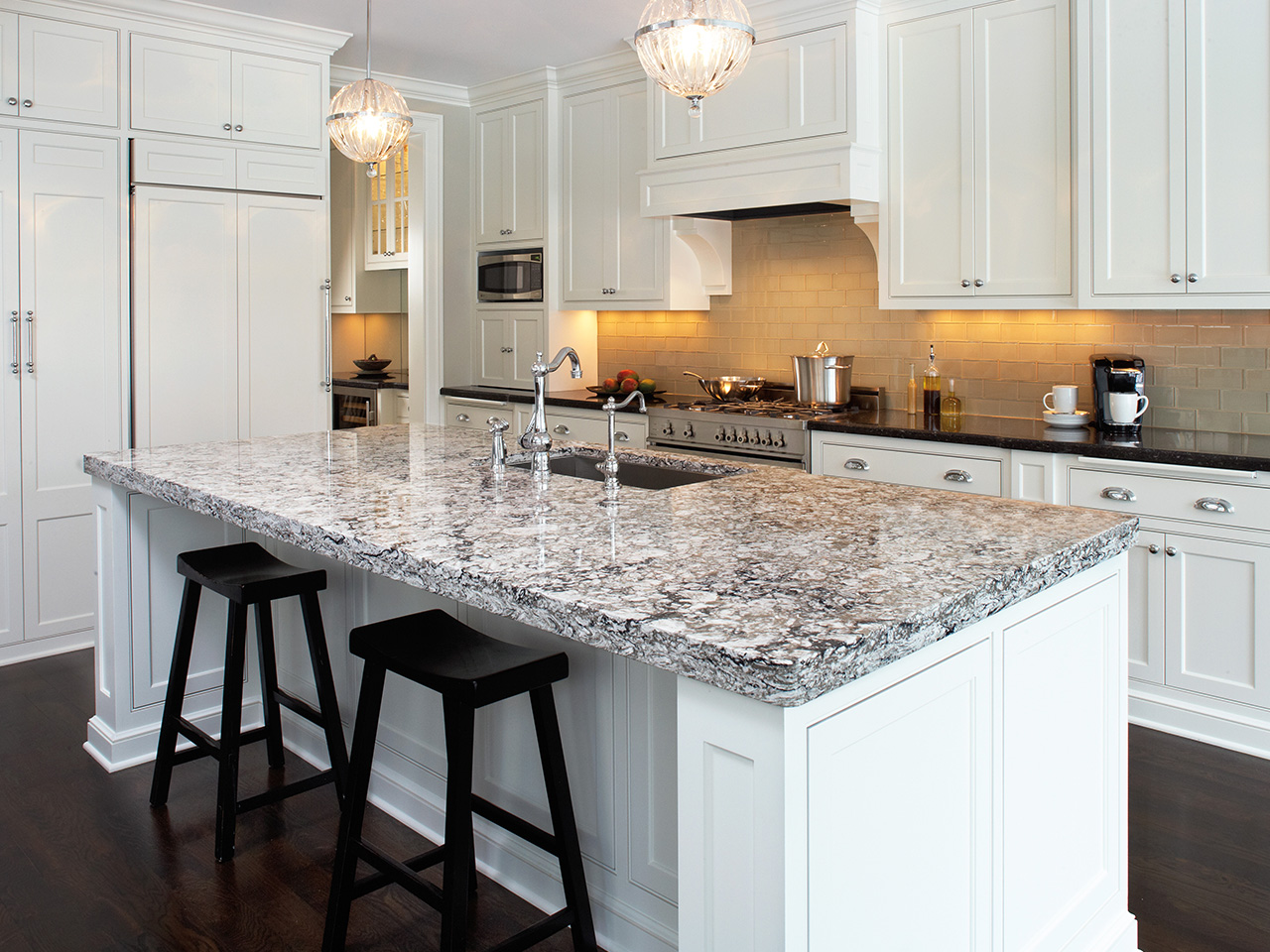 Granite Countertops Heat Damage A Sane Approach To Finding The Perfect Countertop Revuu