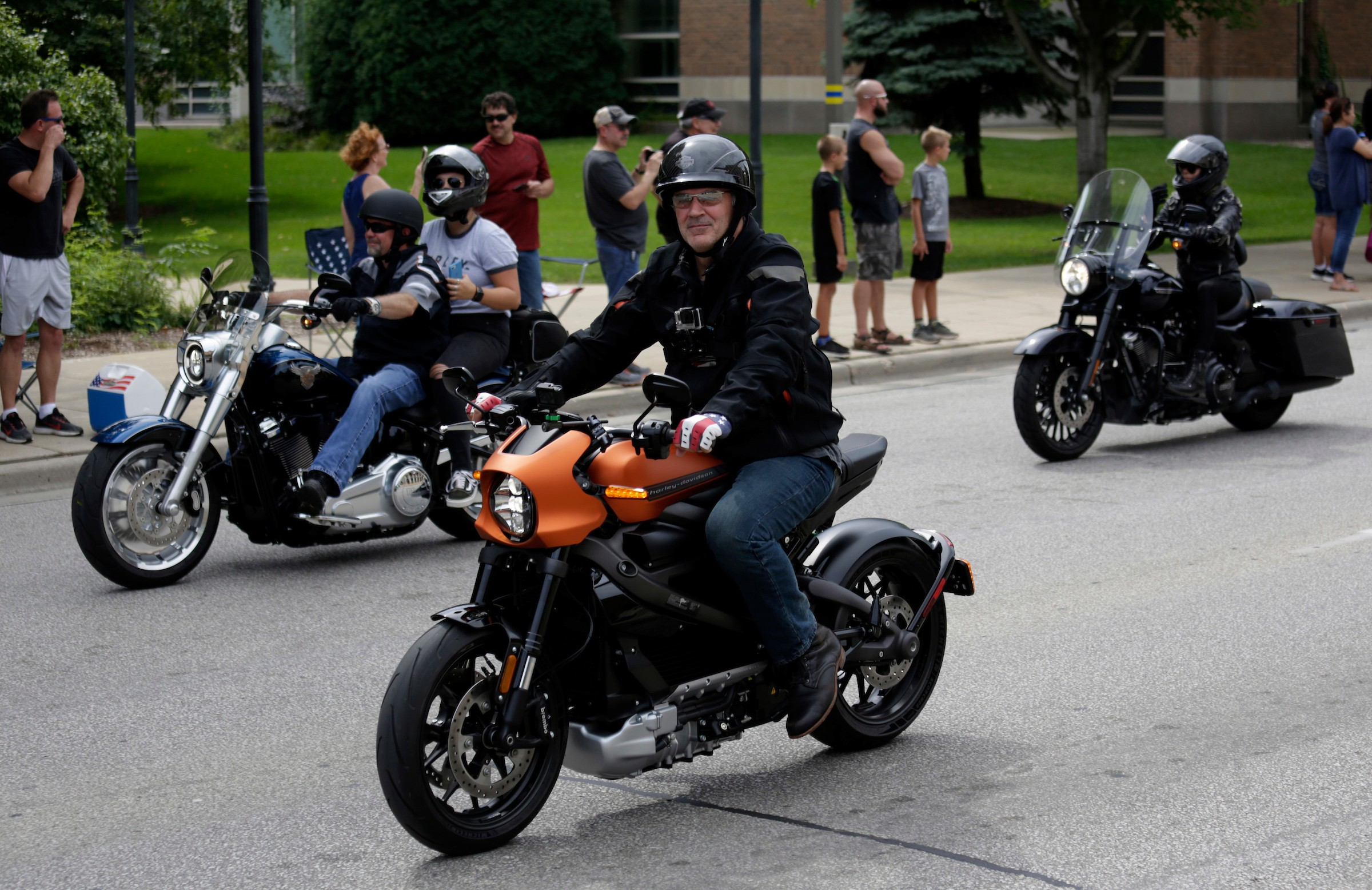 Harley Davidson Touring With The Future Of Harley Davidson As Harley Davidson Sees It Revzilla