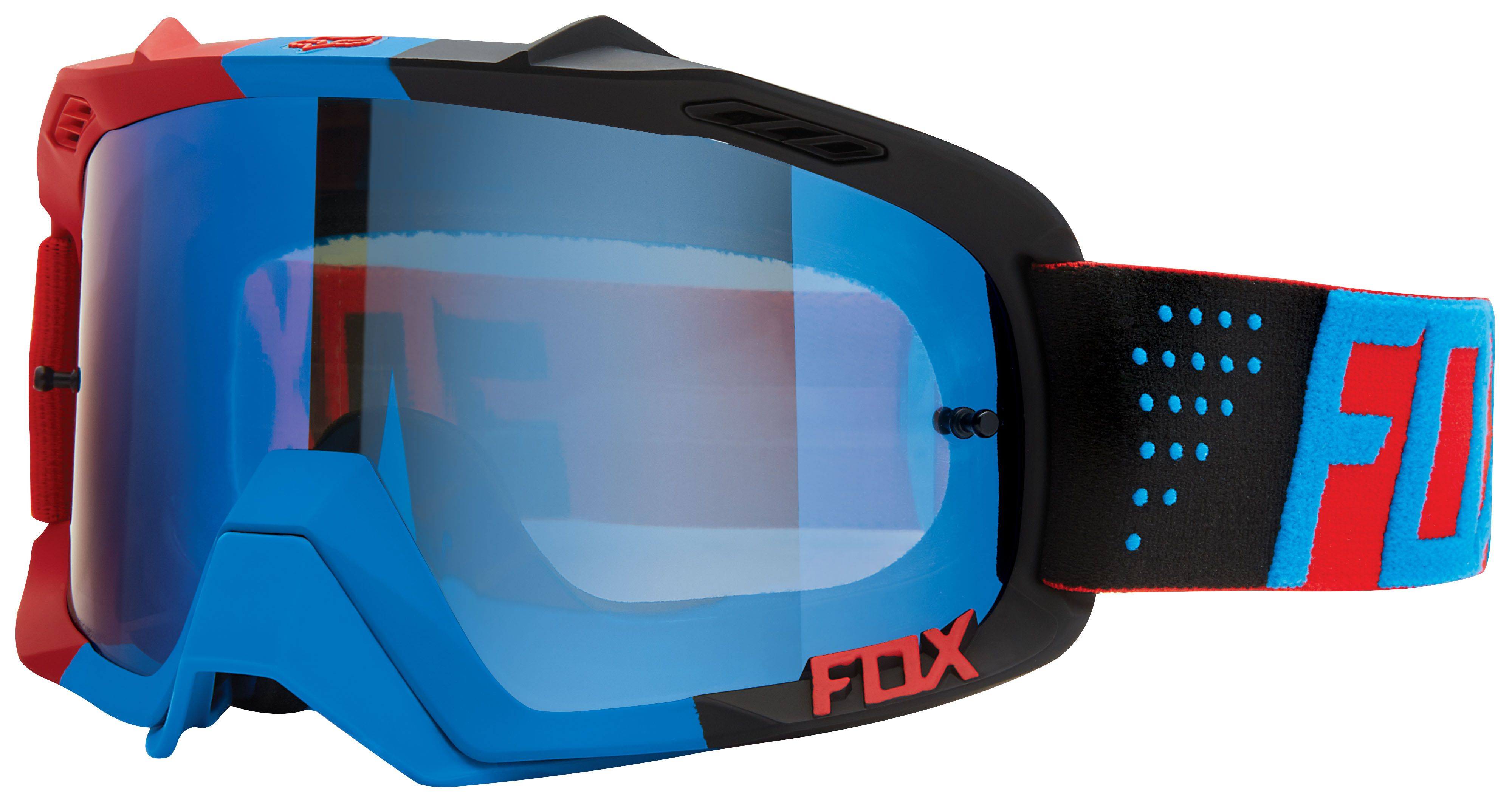 Red Libra Fox Racing Air Defence Libra Goggles 30 31 48 Off