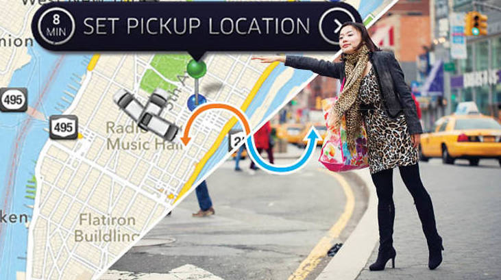 Airport Pickups and Dropoffs for Uber & Lyft