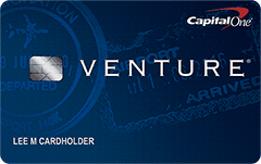 CapitalOne Venture Rewards