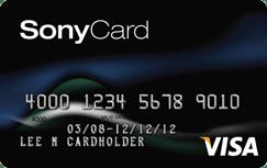 SonyCard Visa