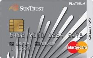 SunTrust Cashback MasterCard