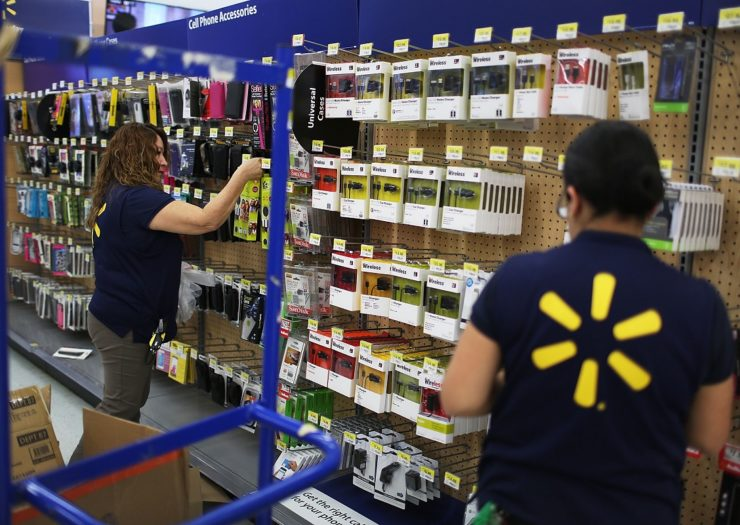 Lawsuit Walmart Discriminated Against Pregnant Workers - RewireNews