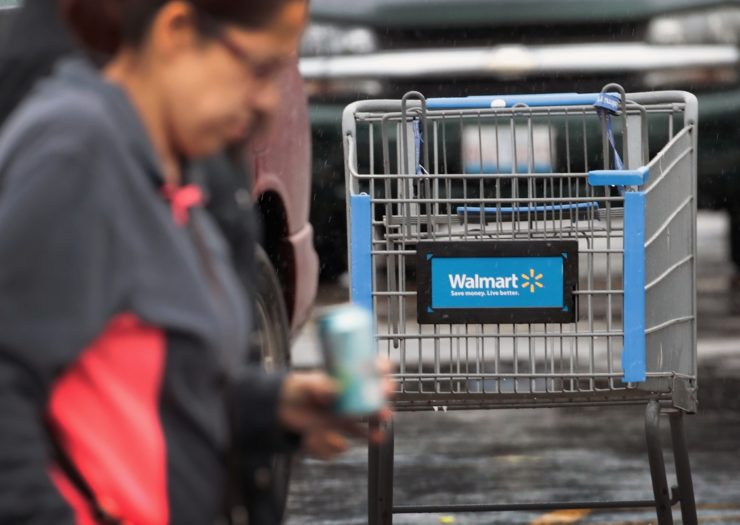 Walmart Accused of Unlawfully Punishing Pregnant Hourly Workers