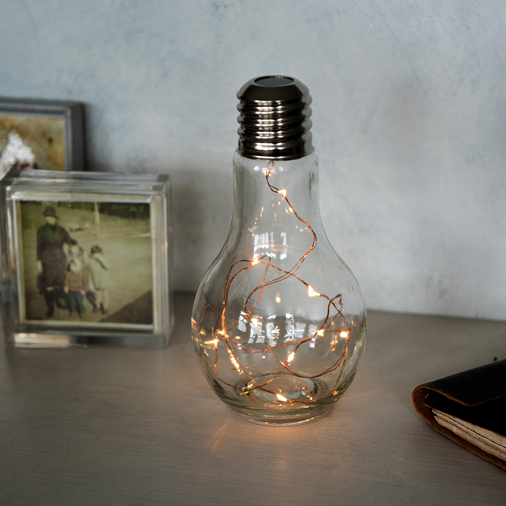 Lightbulb Lights Light Bulb Table Lamp Rex London Dotcomgiftshop