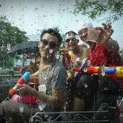 Songkran – A Thai Festival I'm looking forward to most!