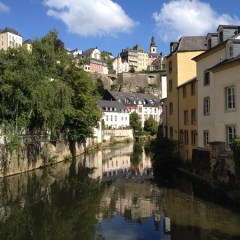 Luxembourg City in Pictures