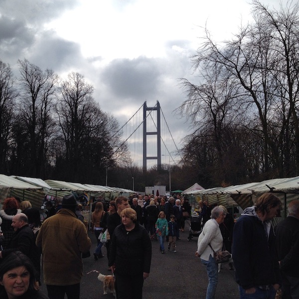Humber Bridge Farmers' Market