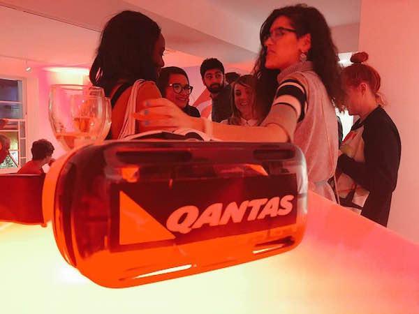 #ILoveSydney with Qantas Airlines