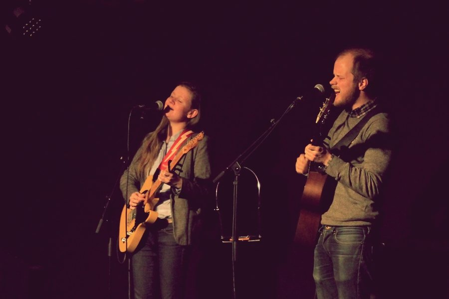 Snorri Helgason @ Volta (2013) photo: Justyna Wilczynska