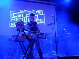 Hatari at Gamla Bíó (Iceland Airwaves 2017)  by Jeff Obermeyer