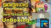 Sick Bricks Gus Groucho Unboxing and Overview