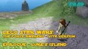 LEGO Star Wars the Force Awakens – PS VITA – Epilogue – Luke's Island