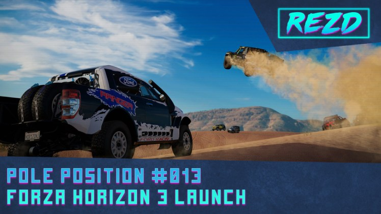 Pole Position 13 – Talking Forza Horizon 3