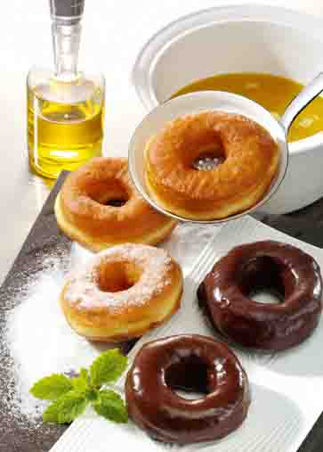 Leckere Donuts Foto: Wirths PR