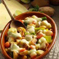 Kartoffelgerichte: Mecklenburger Käsekartoffeln