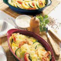 Kartoffelgerichte: Deftiger Kartoffelauflauf