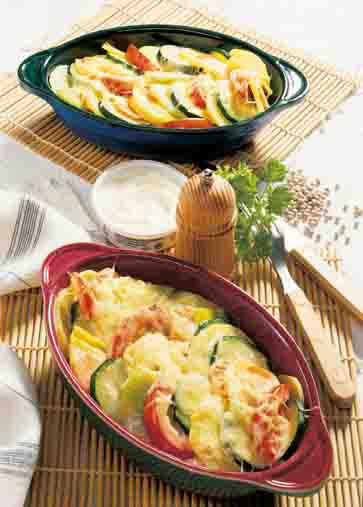 Kartoffelgerichte: Deftiger Kartoffelauflauf Foto: Wirths PR