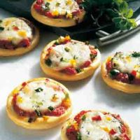 Snacks & Fingerfood: Party-Pizzen