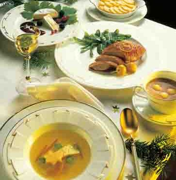 Entenbrust mit Calvados-Sauce Foto: Wirths PR