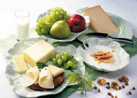 Apfel-Rezepte: Bio-Frühstück Foto: Wirths PR