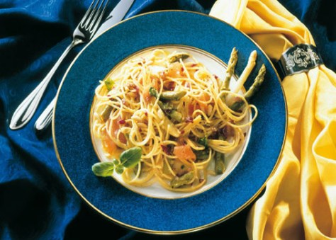 Feinschmecker-Spaghetti Foto: Wirths PR
