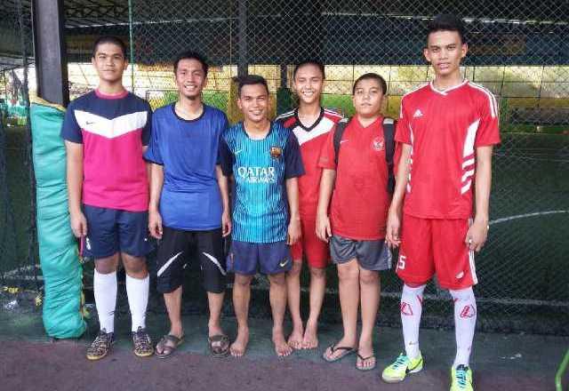 Pemain Gen 12 IKA Plus Cup 2015