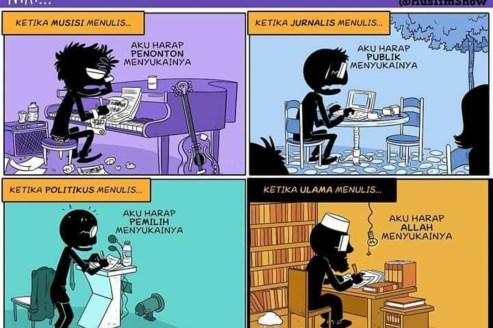 muslim-show-niat-menulis