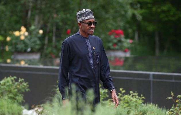 Buhari forced to buy weapons from Russia, Pakistan