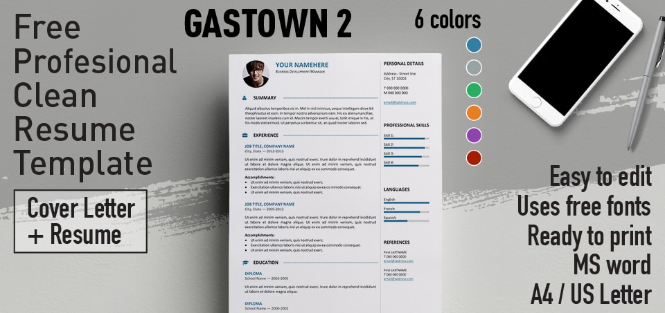 Free Professional Resume. Free Raffle Ticket Template Download
