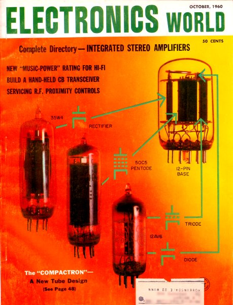 Rf Design Vintage Electronics World Magazine Articles - Rf Cafe