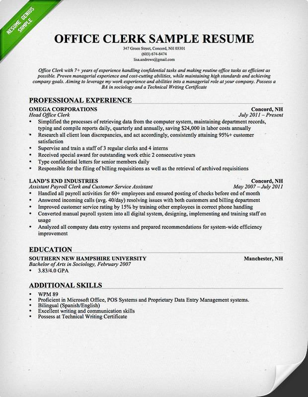 Cover Letter Examples Cover Letter Templates Australia Resume Objective Court Clerk Bestsellerbookdb
