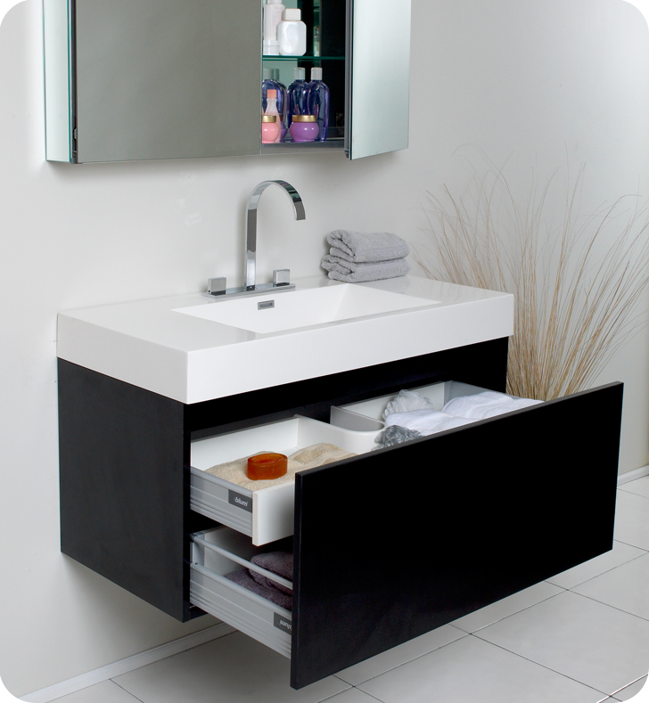 Meuble Mezzo Bathroom Vanities | Buy Bathroom Vanity Furniture