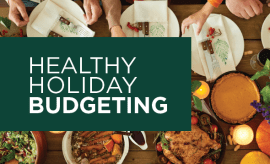 HEALTHY HOLIDAY BUDGETING