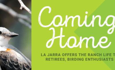 Come home to La Jarra Ranch