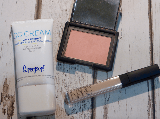 supergoop and nars