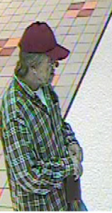 RHPD US Bank Robbery suspect photo 4