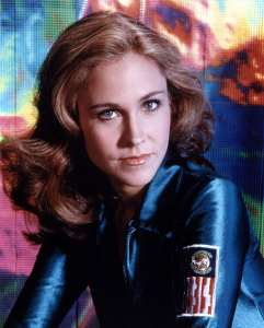 Erin Gray as Colonel Wilma Deering