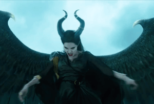 Maleficent rises