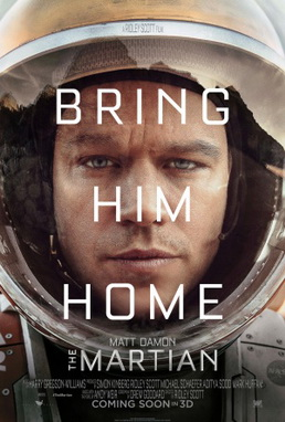 The Martian: film poster