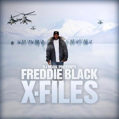 "Freddie Black ""X-Files"""